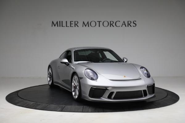 Used 2018 Porsche 911 GT3 Touring for sale Sold at Bentley Greenwich in Greenwich CT 06830 11