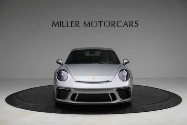 Used 2018 Porsche 911 GT3 Touring for sale Sold at Bentley Greenwich in Greenwich CT 06830 12