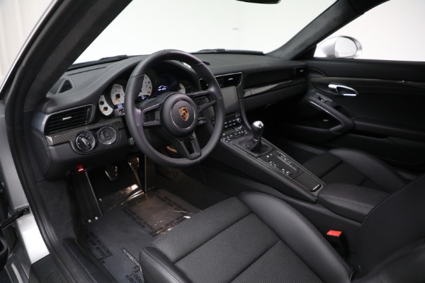 Used 2018 Porsche 911 GT3 Touring for sale Sold at Bentley Greenwich in Greenwich CT 06830 13
