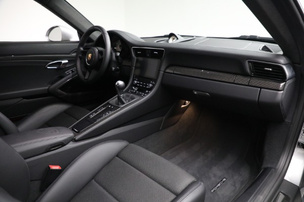 Used 2018 Porsche 911 GT3 Touring for sale Sold at Bentley Greenwich in Greenwich CT 06830 19