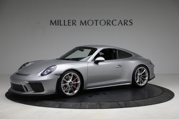 Used 2018 Porsche 911 GT3 Touring for sale Sold at Bentley Greenwich in Greenwich CT 06830 2