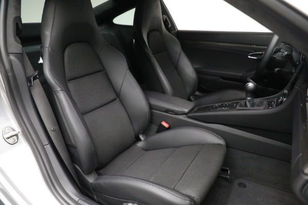 Used 2018 Porsche 911 GT3 Touring for sale Sold at Bentley Greenwich in Greenwich CT 06830 22