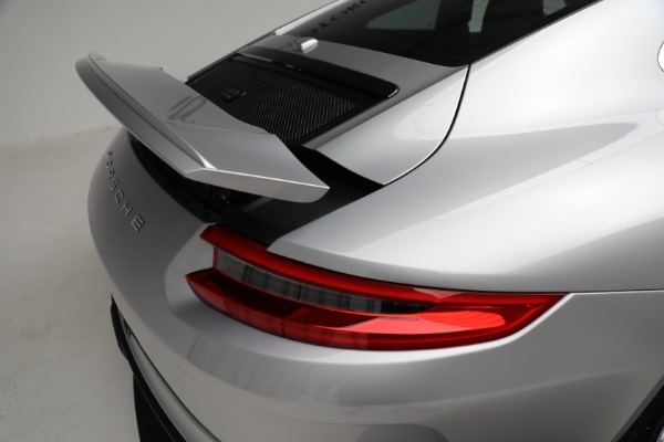 Used 2018 Porsche 911 GT3 Touring for sale Sold at Bentley Greenwich in Greenwich CT 06830 25