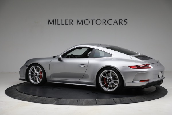 Used 2018 Porsche 911 GT3 Touring for sale Sold at Bentley Greenwich in Greenwich CT 06830 4