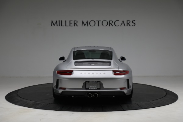 Used 2018 Porsche 911 GT3 Touring for sale Sold at Bentley Greenwich in Greenwich CT 06830 6