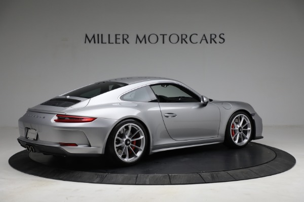 Used 2018 Porsche 911 GT3 Touring for sale Sold at Bentley Greenwich in Greenwich CT 06830 8