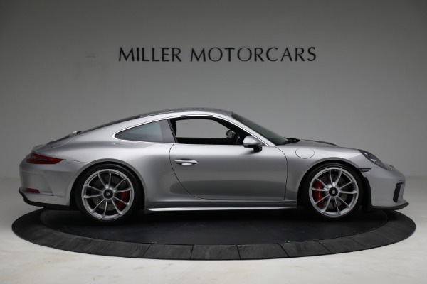 Used 2018 Porsche 911 GT3 Touring for sale Sold at Bentley Greenwich in Greenwich CT 06830 9