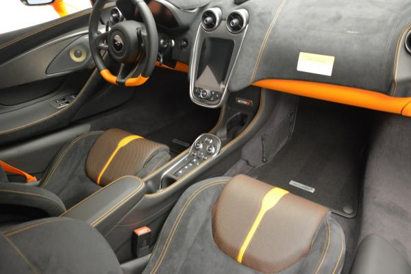 Used 2016 McLaren 570S for sale Sold at Bentley Greenwich in Greenwich CT 06830 17