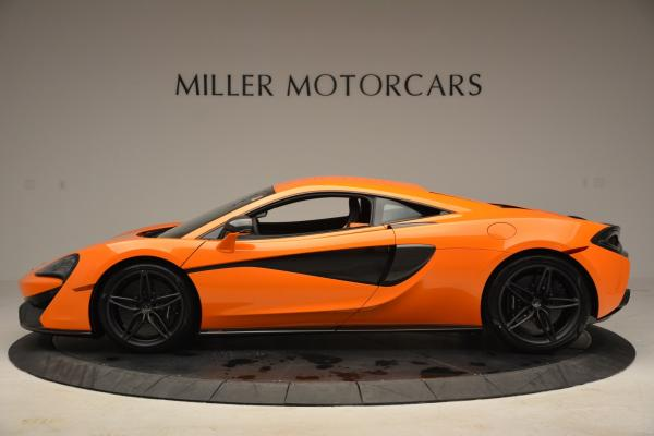 Used 2016 McLaren 570S for sale Sold at Bentley Greenwich in Greenwich CT 06830 3