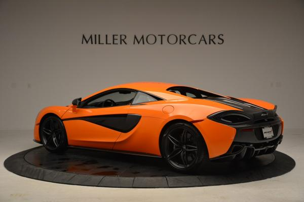 Used 2016 McLaren 570S for sale Sold at Bentley Greenwich in Greenwich CT 06830 4