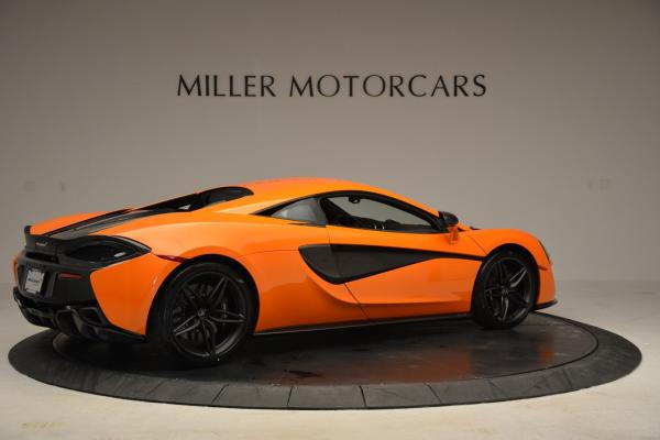 Used 2016 McLaren 570S for sale Sold at Bentley Greenwich in Greenwich CT 06830 8