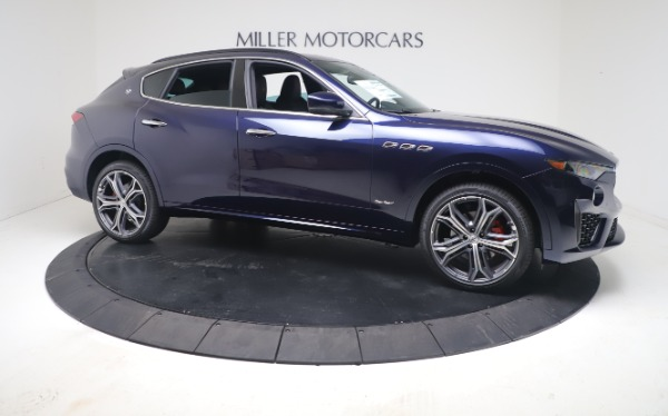 New 2021 Maserati Levante GranSport for sale Call for price at Bentley Greenwich in Greenwich CT 06830 10