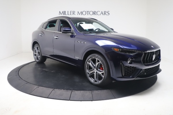 New 2021 Maserati Levante GranSport for sale Call for price at Bentley Greenwich in Greenwich CT 06830 11