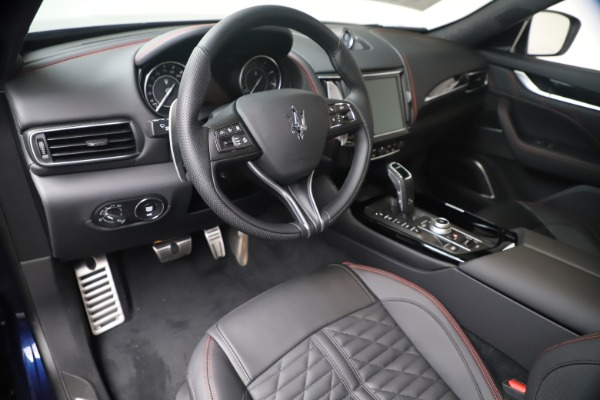 New 2021 Maserati Levante GranSport for sale Call for price at Bentley Greenwich in Greenwich CT 06830 13