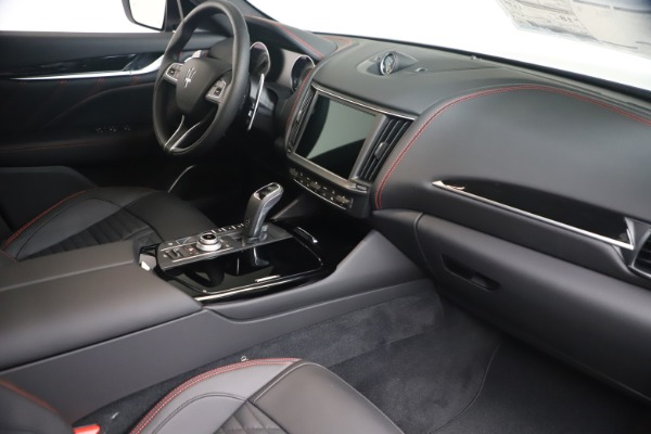 New 2021 Maserati Levante GranSport for sale Call for price at Bentley Greenwich in Greenwich CT 06830 18