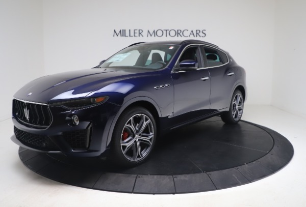 New 2021 Maserati Levante GranSport for sale Call for price at Bentley Greenwich in Greenwich CT 06830 2
