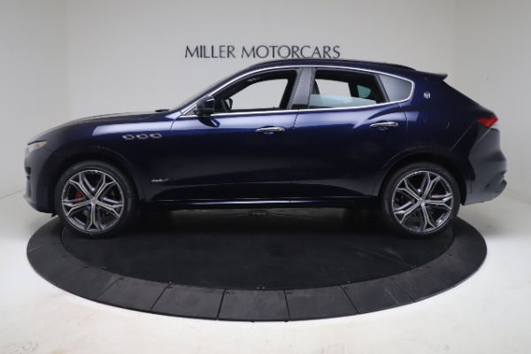 New 2021 Maserati Levante GranSport for sale Call for price at Bentley Greenwich in Greenwich CT 06830 3