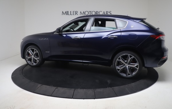 New 2021 Maserati Levante GranSport for sale Call for price at Bentley Greenwich in Greenwich CT 06830 4