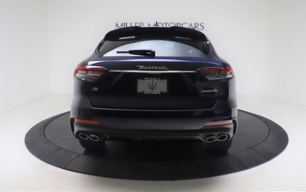 New 2021 Maserati Levante GranSport for sale Call for price at Bentley Greenwich in Greenwich CT 06830 6