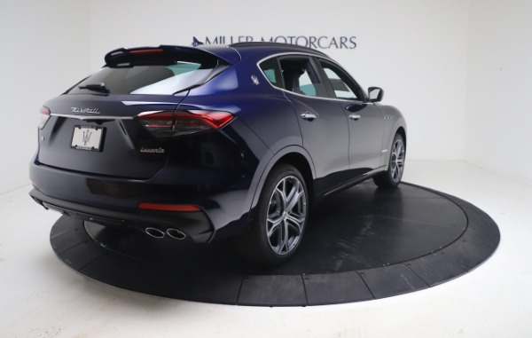 New 2021 Maserati Levante GranSport for sale Call for price at Bentley Greenwich in Greenwich CT 06830 7