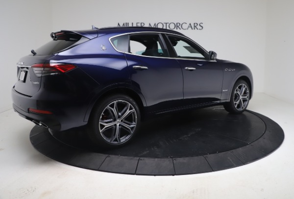 New 2021 Maserati Levante GranSport for sale Call for price at Bentley Greenwich in Greenwich CT 06830 8