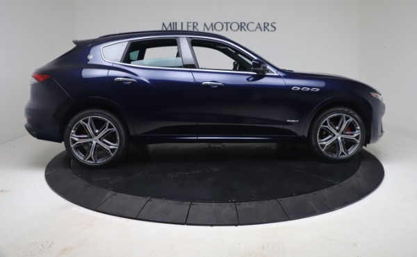 New 2021 Maserati Levante GranSport for sale Call for price at Bentley Greenwich in Greenwich CT 06830 9