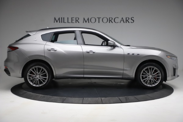 New 2021 Maserati Levante GranSport for sale Sold at Bentley Greenwich in Greenwich CT 06830 11