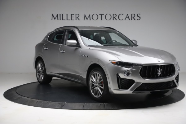 New 2021 Maserati Levante GranSport for sale Sold at Bentley Greenwich in Greenwich CT 06830 14