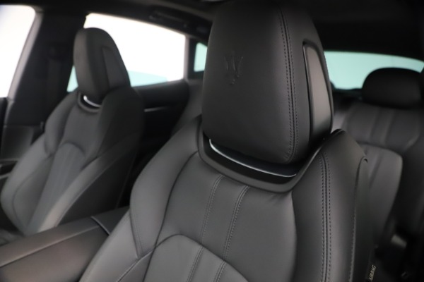 New 2021 Maserati Levante GranSport for sale Sold at Bentley Greenwich in Greenwich CT 06830 18