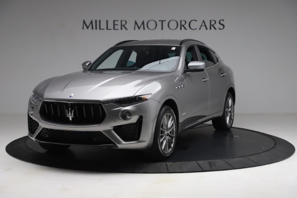 New 2021 Maserati Levante GranSport for sale Sold at Bentley Greenwich in Greenwich CT 06830 2