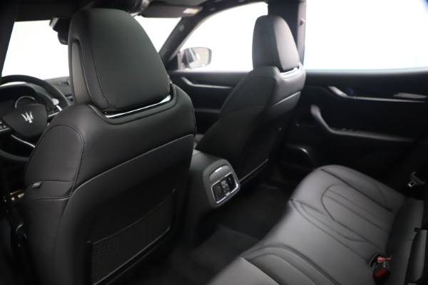 New 2021 Maserati Levante GranSport for sale Sold at Bentley Greenwich in Greenwich CT 06830 20