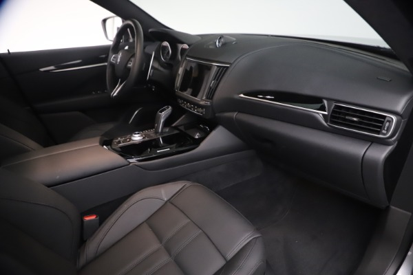 New 2021 Maserati Levante GranSport for sale Sold at Bentley Greenwich in Greenwich CT 06830 24