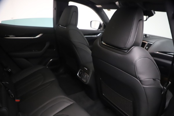 New 2021 Maserati Levante GranSport for sale Sold at Bentley Greenwich in Greenwich CT 06830 27