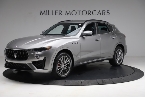 New 2021 Maserati Levante GranSport for sale Sold at Bentley Greenwich in Greenwich CT 06830 3