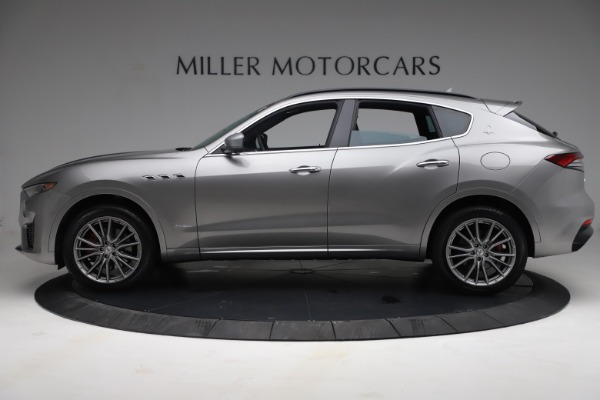 New 2021 Maserati Levante GranSport for sale Sold at Bentley Greenwich in Greenwich CT 06830 4