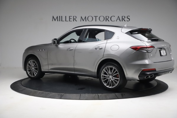 New 2021 Maserati Levante GranSport for sale Sold at Bentley Greenwich in Greenwich CT 06830 5