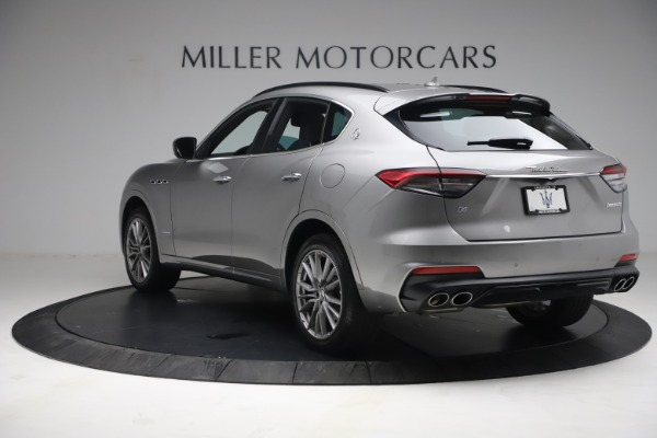 New 2021 Maserati Levante GranSport for sale Sold at Bentley Greenwich in Greenwich CT 06830 6