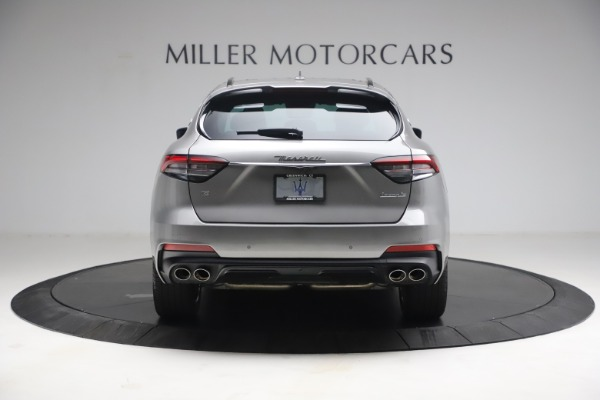 New 2021 Maserati Levante GranSport for sale Sold at Bentley Greenwich in Greenwich CT 06830 7
