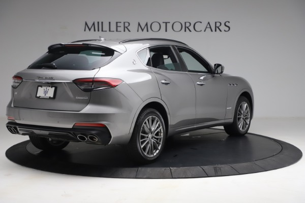 New 2021 Maserati Levante GranSport for sale Sold at Bentley Greenwich in Greenwich CT 06830 8
