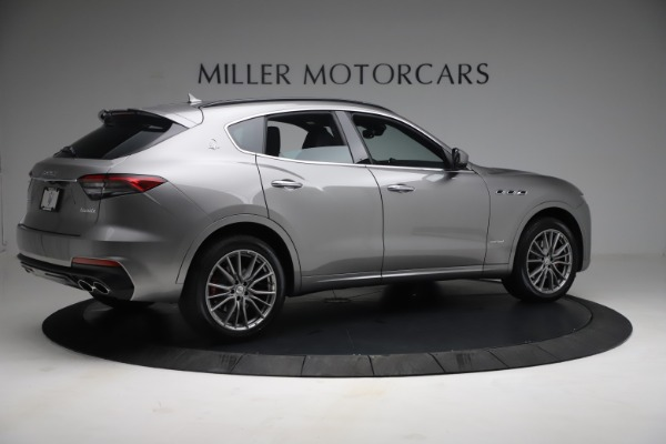 New 2021 Maserati Levante GranSport for sale Sold at Bentley Greenwich in Greenwich CT 06830 9