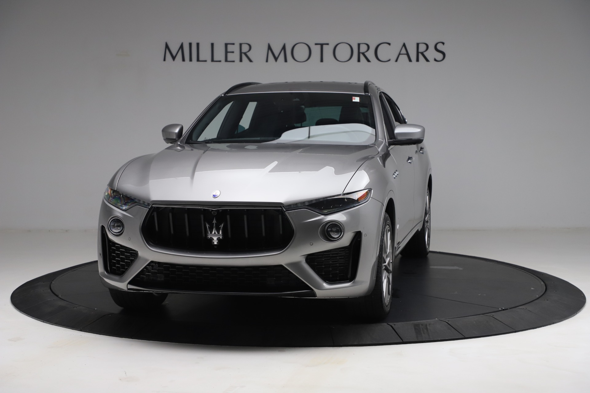 New 2021 Maserati Levante GranSport for sale Sold at Bentley Greenwich in Greenwich CT 06830 1