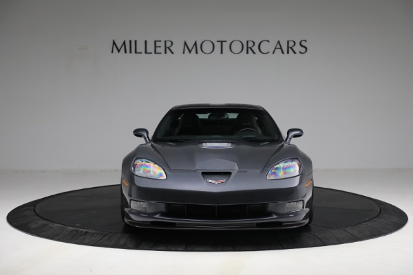 Used 2010 Chevrolet Corvette ZR1 for sale Call for price at Bentley Greenwich in Greenwich CT 06830 12