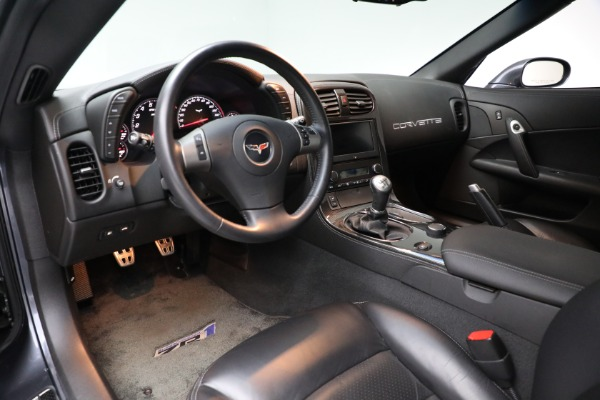 Used 2010 Chevrolet Corvette ZR1 for sale Call for price at Bentley Greenwich in Greenwich CT 06830 13
