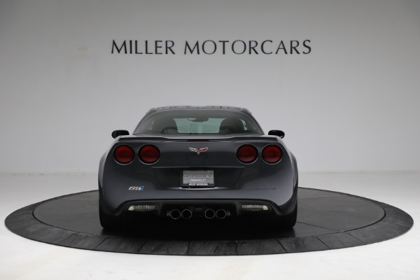 Used 2010 Chevrolet Corvette ZR1 for sale Call for price at Bentley Greenwich in Greenwich CT 06830 6