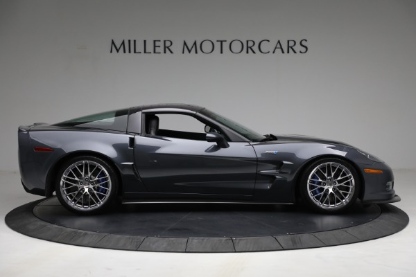 Used 2010 Chevrolet Corvette ZR1 for sale Call for price at Bentley Greenwich in Greenwich CT 06830 9