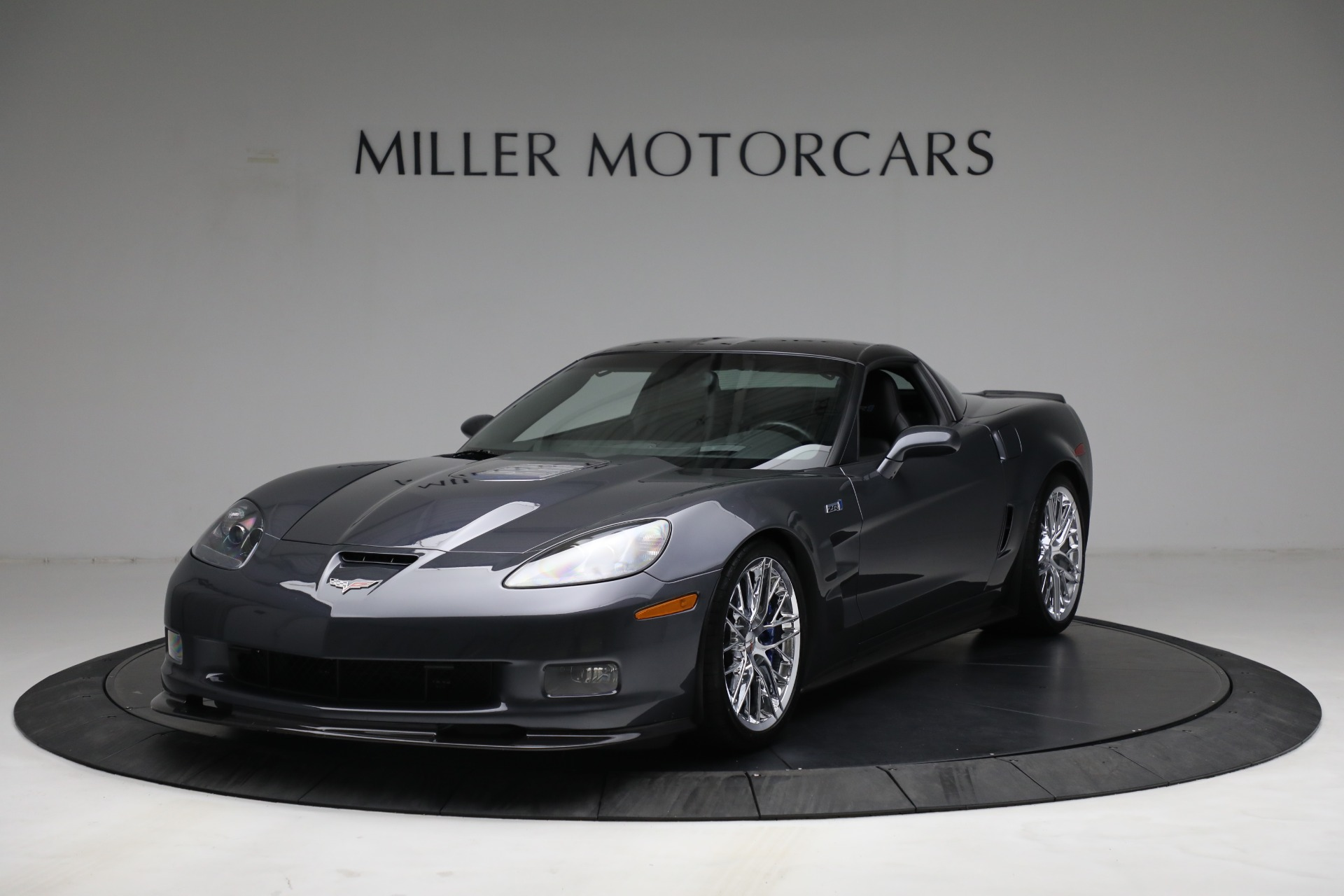 Used 2010 Chevrolet Corvette ZR1 for sale Call for price at Bentley Greenwich in Greenwich CT 06830 1