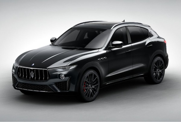 New 2021 Maserati Levante for sale Sold at Bentley Greenwich in Greenwich CT 06830 1