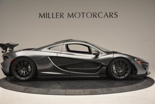 Used 2014 McLaren P1 Coupe for sale Call for price at Bentley Greenwich in Greenwich CT 06830 12