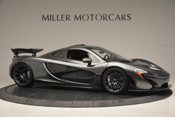 Used 2014 McLaren P1 for sale Call for price at Bentley Greenwich in Greenwich CT 06830 13