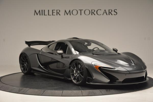 Used 2014 McLaren P1 Coupe for sale Call for price at Bentley Greenwich in Greenwich CT 06830 14